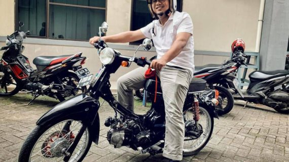 Motor Klasik Makin Asyk Di Kalangan Anak Muda Mendunia
