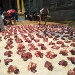 Bagaikan Daging Qurban Kepada Warga Sirau