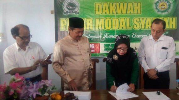 Trend Investasi Pasar Modal Syariah di Indonesia